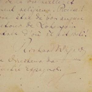 Richard-Wagner-letter