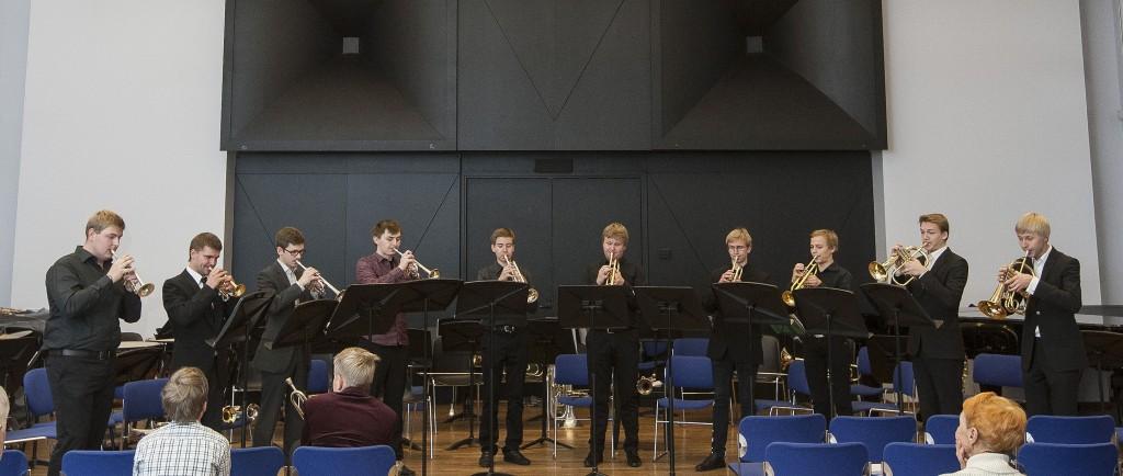 trompetiansambel