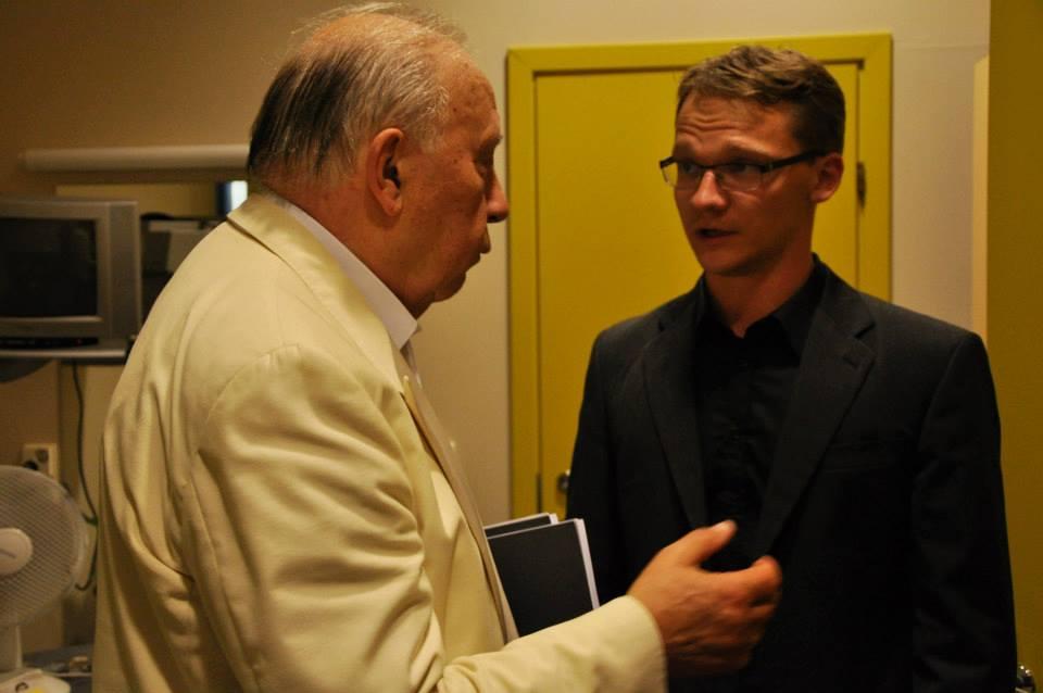 Kaspar Mänd ja Neeme Järvi_Pärnu Muusikafestivali Järvi Akadeemia