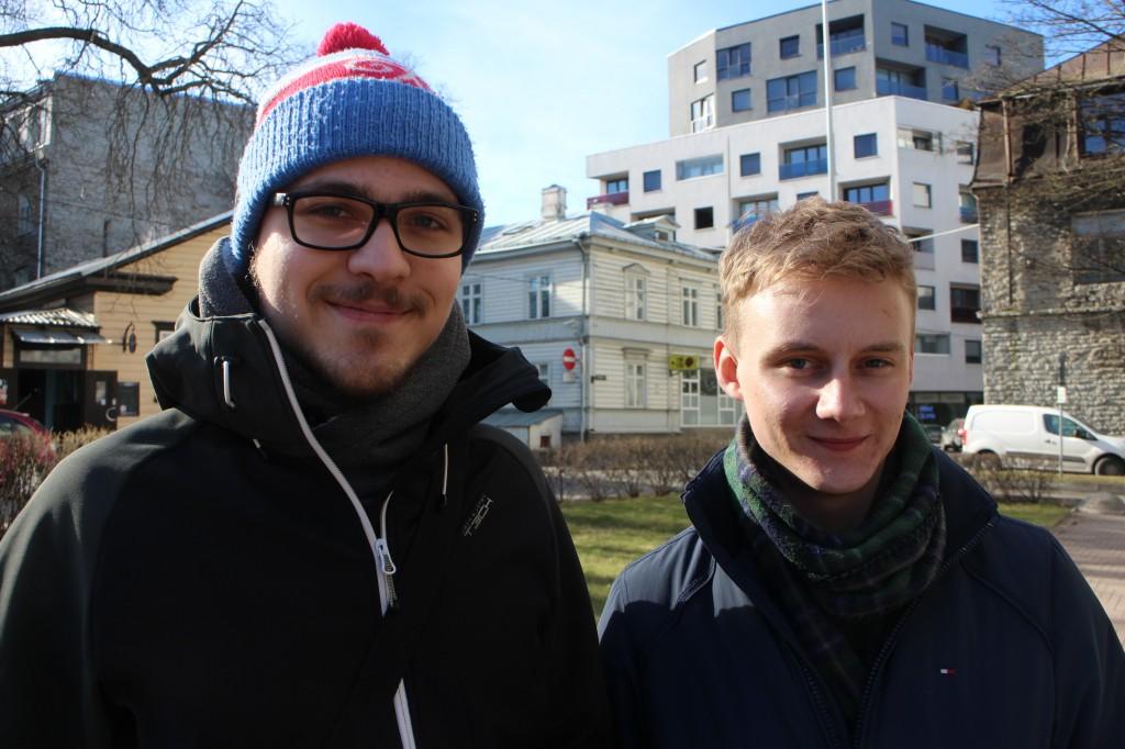 Valter ja Ben