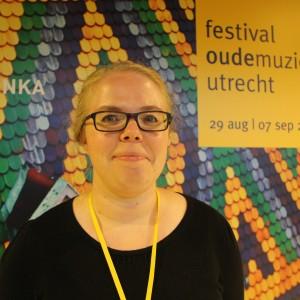 Intervjuu seoses Utrechti vanamuusikafestivaliga