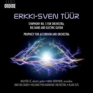 Erkki-Sven Tüür tutvustab viiendas sümfoonias virtuoosset rokimeest
