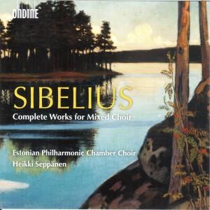 Eesti Filharmoonia Kammerkoor tähistab Sibeliuse 150. sünniaastapäeva uue CD-plaadiga