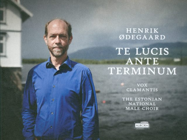 Eesti Rahvusmeeskoor ja Vox Clamantis esitlevad norra helilooja Henrik Ødegaardi uut albumit