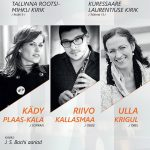 Eesti Interpreetide Liit kutsub: J.S.Bachi aariad