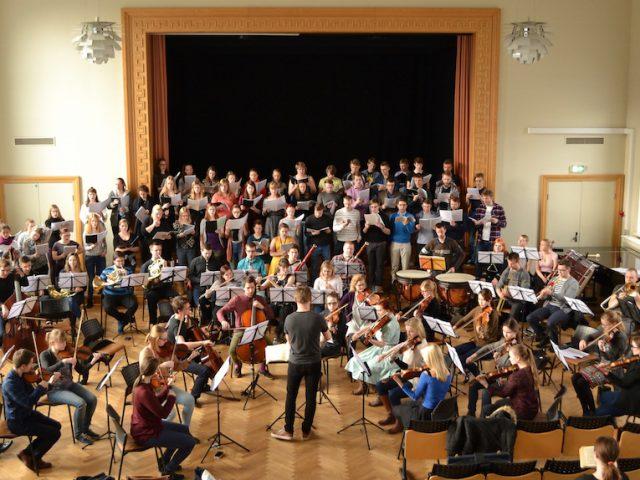 Uue Tänava Orkester lõpetab Beethoveni sarja