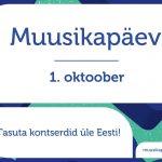 Täna tähistatakse Muusikapäeva tasuta kontserdiprogrammiga