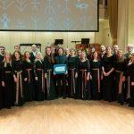 Kammerkoor Collegium Musicale pälvis kolmandat korda Aasta koori tiitli