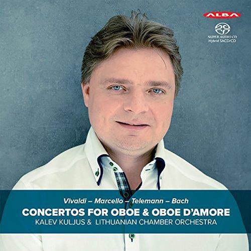 Concertos For Oboe & Oboe D Amore