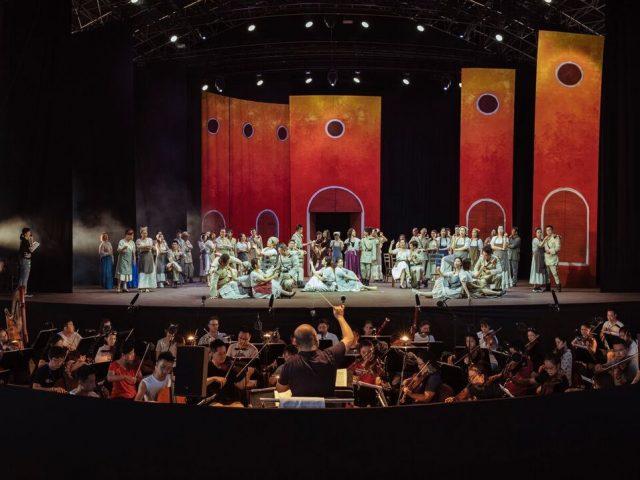 Täna algavad läbi aegade suurimad Saaremaa Ooperipäevad