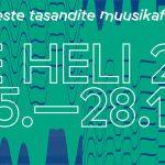 Oktoobri lõpus toimub neljandat korda muusikafestival Üle Heli