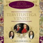 """Corelli Music alustab hooaega kontserdiga """"Tervitustega Viinist"""""""