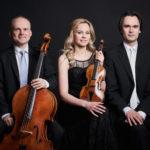 Klaveritrio Mari Poll, Henry-David Varema ja Mihkel Poll kontserdid Venemaal ja Hiinas