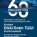 Erkki-Sven Tüüri 60. sünnipäeva tähistamine Mustpeade majas