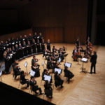 Eesti Filharmoonia Kammerkoor ja Hong Kong Sinfonietta andsid menuka kontserdi